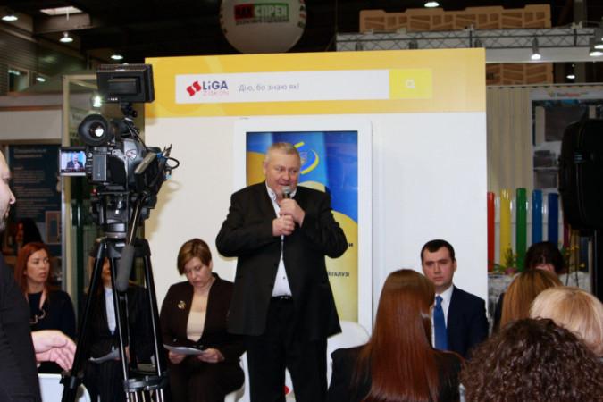 Наиболее актуальные вопросы строительной отрасли – тема второй дискуссионной панели LIGA:HUB